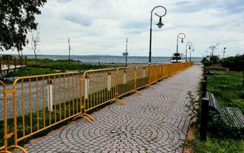 Κορονοϊός: Να κλείσει η παραλιακή ζώνη της Πάτρας εισηγείται ο δήμαρχος