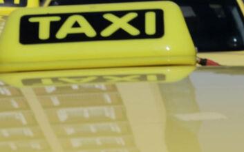 Λαβράκι έβγαλε ο έλεγχος σε ταξιτζή στη Λαμία