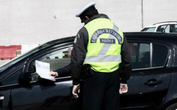 Απαγόρευση κυκλοφορίας: 59 παραβάσεις για μετακινήσεις εκτός περιφερειακής ενότητας την Πρωτομαγιά