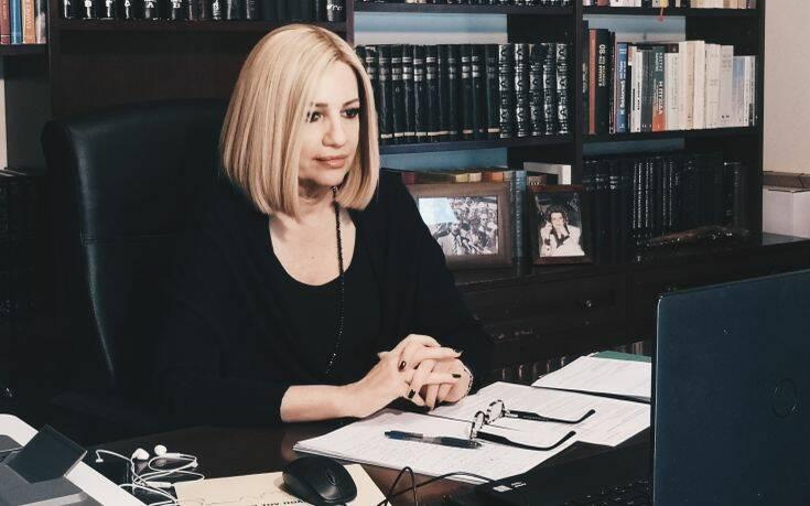 Γεννηματά: Αδιανόητο να μην υπάρχει εθνικό μέτωπο απέναντι στη Τουρκία τούτες τις ώρες