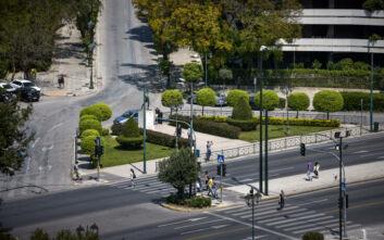 Κορονοϊός: Πώς είναι η Αθήνα μετά από 23 μέρες καραντίνας