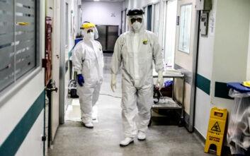 Κορονοϊός: Φοιτητές της Ιατρικής Σχολής του ΕΚΠΑ συμμετέχουν εθελοντικά στην διαχείριση των ασθενών στο «Σωτηρία»