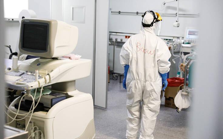 Κορονοϊός: Νωρίτερα από άλλες χώρες εφάρμοσε η Ελλάδα τα πρωτόκολλα για τη φλεβική θρομβοεμβολική νόσο