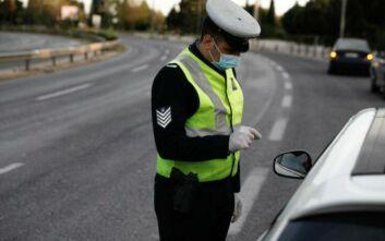 Κορονοϊός Ελλάδα: Συνεχίζονται οι έλεγχοι της αστυνομίας - 188 περιπτώσεις και 300άρια τη Δευτέρα του Πάσχα