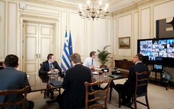 Η επιστροφή στην κανονικότητα θα απασχολήσει το Υπουργικό Συμβούλιο που συνεδριάζει την Πέμπτη