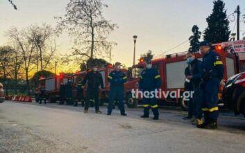 Κορονοϊός στην Ελλάδα: Το «ευχαριστώ» των πυροσβεστών στους μαχόμενους υγειονομικούς – Δείτε το συγκινητικό βίντεο