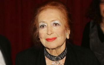 Έφυγε από τη ζωή η ηθοποιός Έλλη Βοζικιάδου