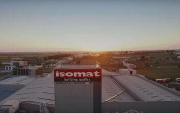 Η ISOMAT απέκτησε τη Πιστοποίηση Διαχείρισης Ασφάλειας Πληροφοριών ISO 27001