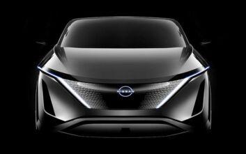 Nissan Ariya Concept: Τα ηλεκτρικά οχήματα αλλάζουν την σχεδιαστική φιλοσοφία