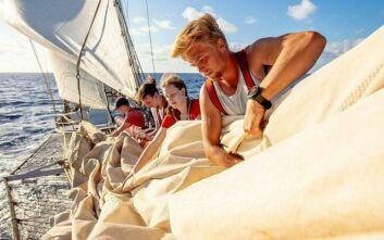 Διασχίζοντας τον ωκεανό με ιστιοφόρο λόγω κορονοϊού - Για 25 μαθητές από την Ολλανδία η εμπειρία θα μείνει αξέχαστη