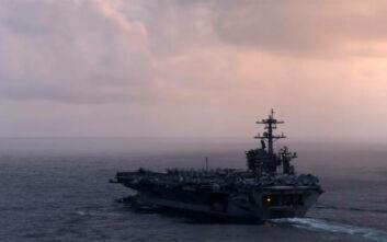 Το Πεντάγωνο καθαίρεσε τον πλοίαρχο που ζητούσε εκκένωση αεροπλανοφόρου λόγω κορονοϊού