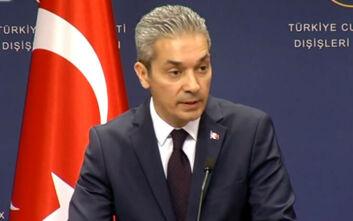 Προκαλεί ο Τούρκος ΥΠΕΞ: Αγνοούν τα δικαιώματά μας σε Ανατολική Μεσόγειο και Αιγαίο