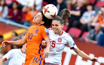 Μεταφέρεται για το 2022 το Euro Γυναικών