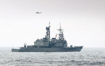 Ο υπουργός Άμυνας της Ταϊβάν πρόθυμος να παραιτηθεί μετά τα κρούσματα κορονοϊού σε πολεμικό πλοίο