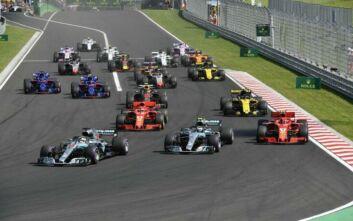 Αγώνες χωρίς θεατές στις εξέδρες και μόνο ευρωπαϊκούς εξετάζουν στη Formula 1