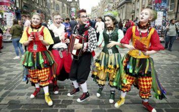 Κορονοϊός: Ακυρώθηκε για πρώτη φορά στην ιστορία του το φεστιβάλ του Εδιμβούργου