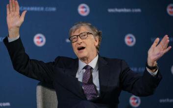 Μπιλ Γκέιτς: Δέκα ερωτήσεις και απαντήσεις για τον κορονοϊό