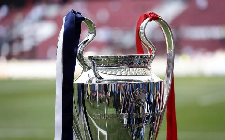 Champions League: «Κλειδώνει» για 23 Αυγούστου και σε Λισαβόνα ο τελικός