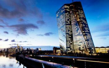 ΕΚΤ: Νέα μέτρα για τη στήριξη της οικονομίας της Ευρωζώνης