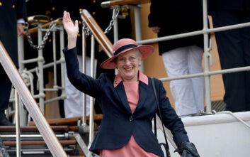 Η βασίλισσαΜαργαρίτα της Δανίας έγινε 80 ετών αλλά δεν μπόρεσε να το γιορτάσει λόγω κορονοϊού