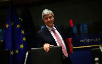 Κορονοϊός: Ξεκάθαρη δέσμευση του Eurogroup και μεγάλης κλίμακας σχέδιο ανάκαμψης ζητά ο Σεντένο