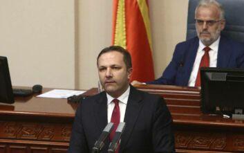Σε καραντίνα ο πρωθυπουργός της Βόρειας Μακεδονίας - Ήλθε σε επαφή με δήμαρχο θετικό σε κορονοϊό