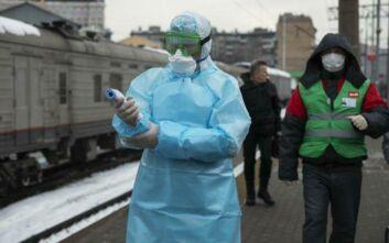 Στα όριά του το σύστημα υγείας της Μόσχας: 11.917 κρούσματα και 94 οι νεκροί από τον κορονοϊό στη Ρωσία