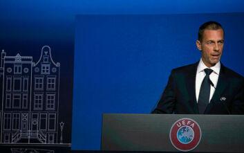 Η πλήρης ατζέντα της επιστροφής των διοργανώσεων της UEFA τον Αύγουστο