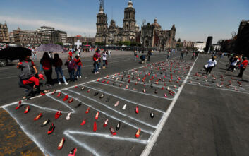 Ρεκόρ ανθρωποκτονιών με 105 νεκρούς σε μία μέρα εν μέσω πανδημίας στο Μεξικό