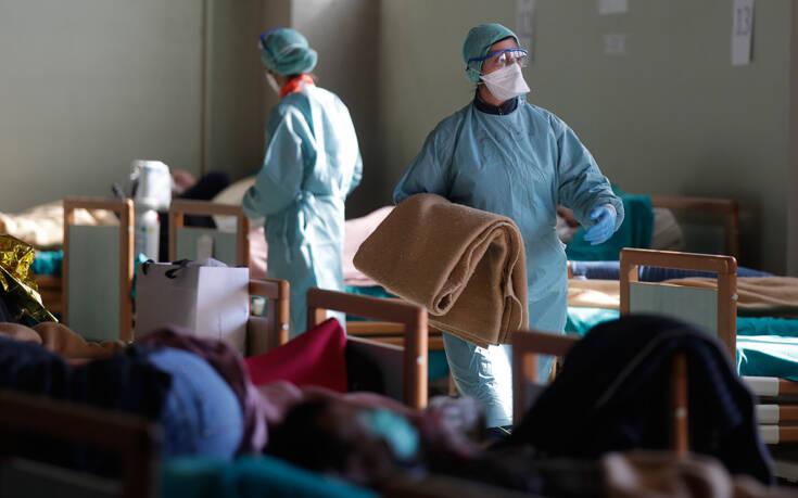 Ιταλία – Κορονοϊός: Εξαπλάσιοι νεκροί σε σχέση με τον Β' Παγκόσμιο Πόλεμο στο Μιλάνο