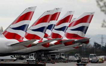 Βρετανία: Πρόταση ώστε καθηλωμένα αεροσκάφη να γίνουν θάλαμοι εντατικής θεραπείας για τον κορονοϊό