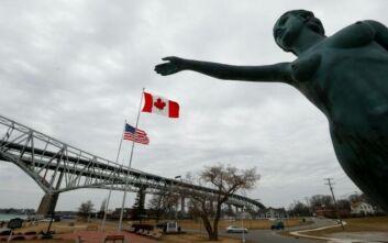 Ο Καναδάς παρατείνει το κλείσιμο των συνόρων του έως τις 31 Ιουλίου