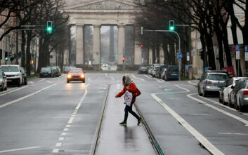Γερμανία: Η σταδιακή επιστροφή στην ομαλότητα είναι δυνατή μετά το Πάσχα