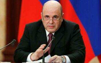Θετικός στον κορονοϊό ο Ρώσος πρωθυπουργός, Μιχαήλ Μισούστιν
