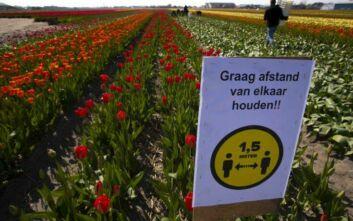 Χαμόγελα στην Ολλανδία: Μία γυναίκα 107 ετών ανάρρωσε από τον κορονοϊό