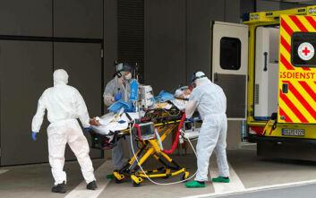 Ο φονικός κορονοϊός σαρώνει την Ευρώπη με πάνω από 40.000 νεκρούς