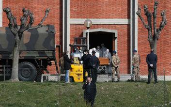 Κορονοϊός: Έκλεισε το κρεματόριο του Μιλάνου - Δεν μπορεί να διαχειριστεί τους νεκρούς