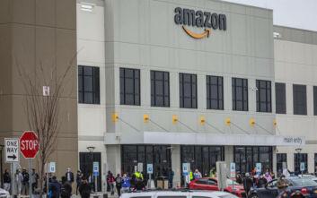 Κορονοϊός: Ο δήμαρχος της Νέας Υόρκης διεξάγει έρευνα για απολυμένο της Amazon μετά από απεργία