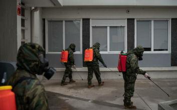 Κορονοϊός: Η Καταλονία κάνει πίσω και ζητάει βοήθεια από τον στρατό