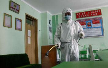 Βόρεια Κορέα: Δεν έχει δώσει καμία επίσημη αναφορά μόλυνσης από την COVID-19