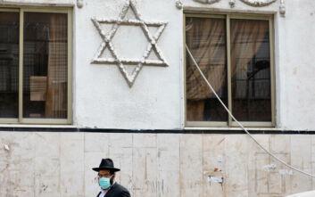 Δύο κρούσματα COVID-19 σε λύκειο του Ισραήλ αποκάλυψαν 260 θετικούς στον κορονοϊό