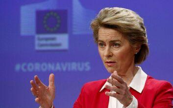 Φον ντερ Λάιεν: Χρειαζόμαστε ένα σχέδιο Μάρσαλ για την Ευρώπη