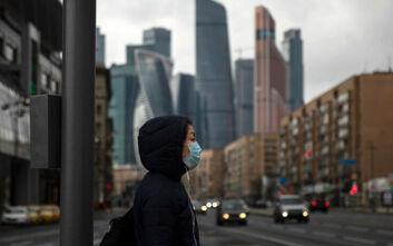 Κορονοϊός Ρωσία: Πρόστιμο 60 ευρώ στους απείθαρχους…. απλούς πολίτες της Μόσχας