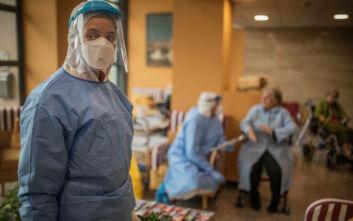 Στα γηροκομεία το 50% των νεκρών στο Βέλγιο από τον κορονοϊό: «Είναι ωρολογιακή βόμβα»