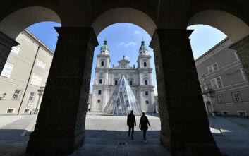 Μεγάλη μείωση του αριθμού των νοσούντων από κορονοϊό στην Αυστρία
