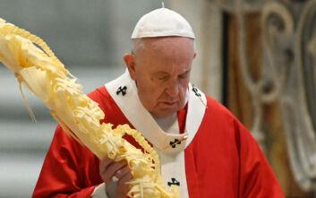 Προειδοποίηση από τον Πάπα για την αύξηση βίας κατά των γυναικών εν μέσω κορονοϊού