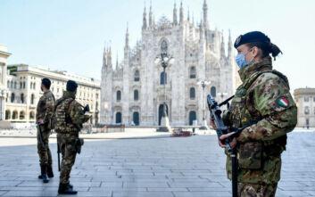 Φοβούνται έξοδο το τριήμερο του Πάσχα οι ιταλικές αρχές - Ενισχυμένοι έλεγχοι της αστυνομίας στους δρόμους