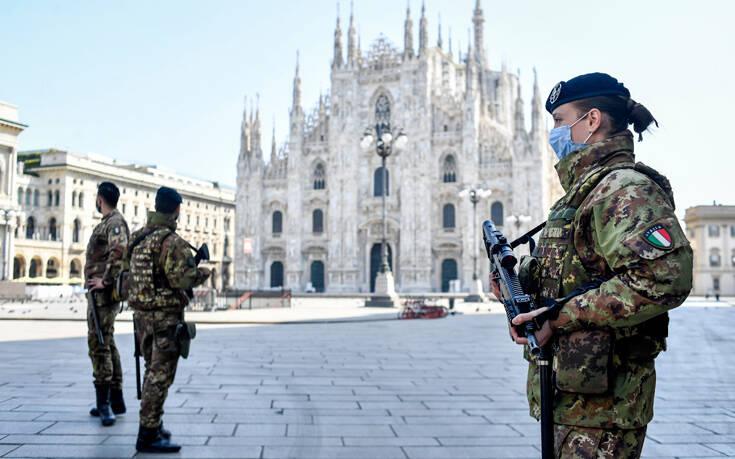 Ιταλία – Κορονοϊός: Αρχίζει τη Δευτέρα η σταδιακή επιστροφή στην καθημερινότητα