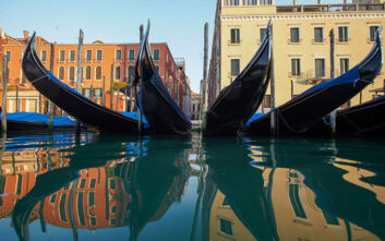 Κορονοϊός: Η Βενετία αρχίζει δειλά -δειλά να κάνει τα πρώτα βήματα προς τη χαλάρωση των μέτρων