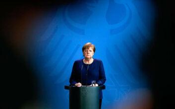 Μέρκελ: Η κρίση του κορονοϊού ανέτρεψε τα πάντα